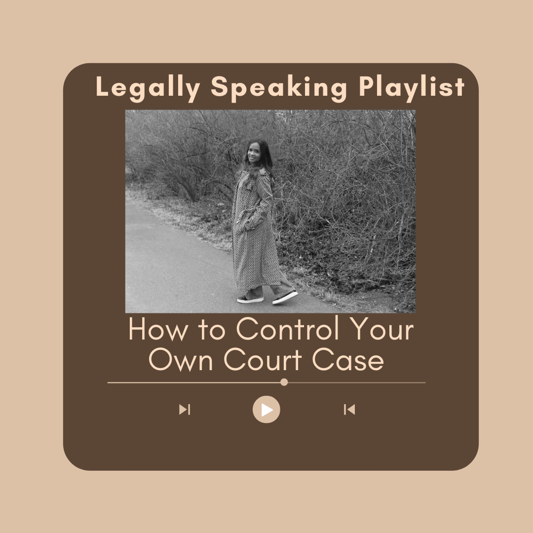 LEGALLY SPEAKING PLAYLIST