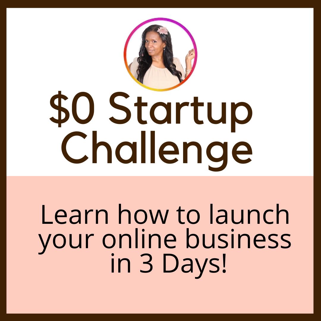 ZERO STARTUP CHALLENGE - website version